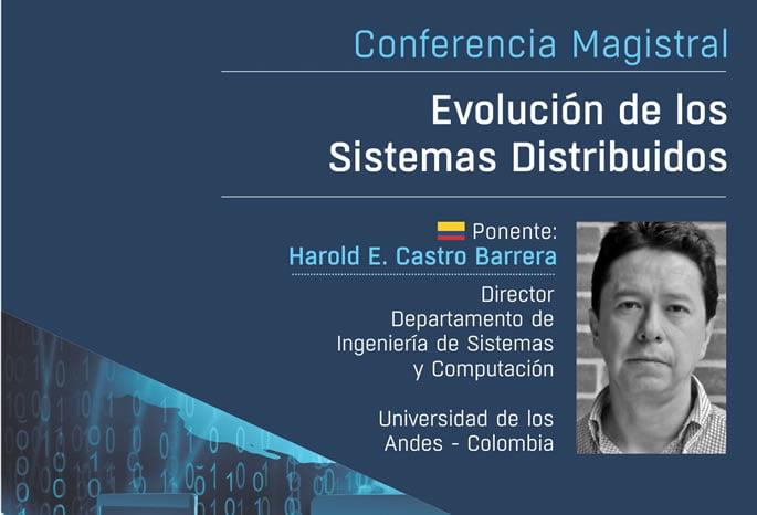 conferencia evoliucion de los sistemas distribuidos