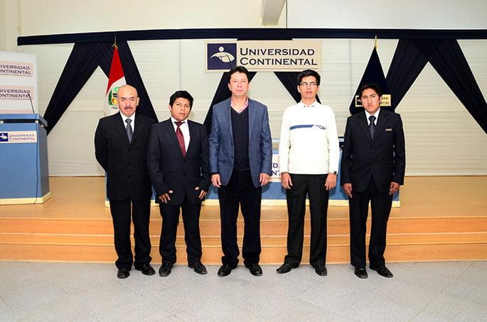 XXXVIII Convenión Aneimera se realizó en la UC