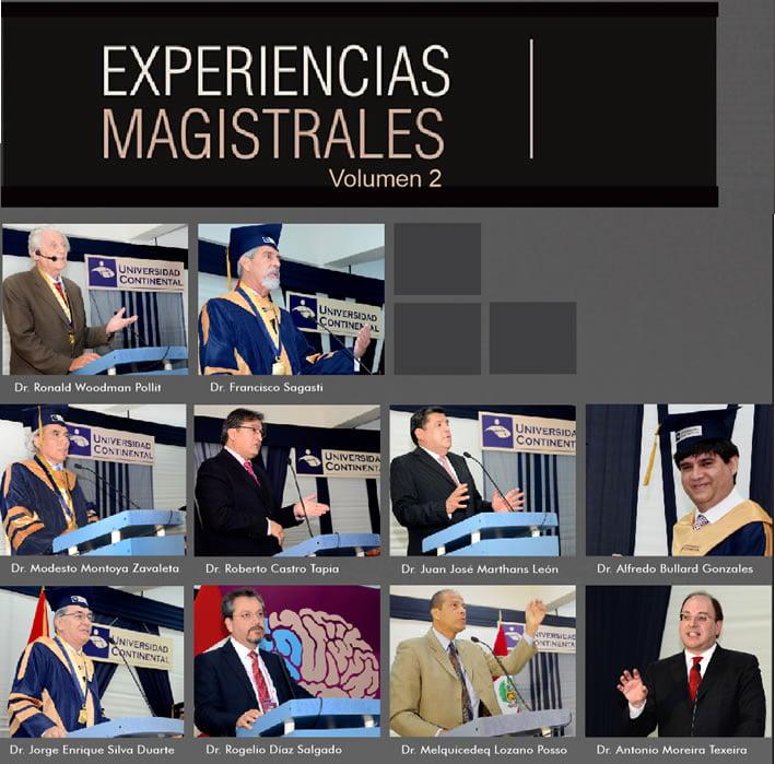 Revista Experiencias Magistrales Vol. 2