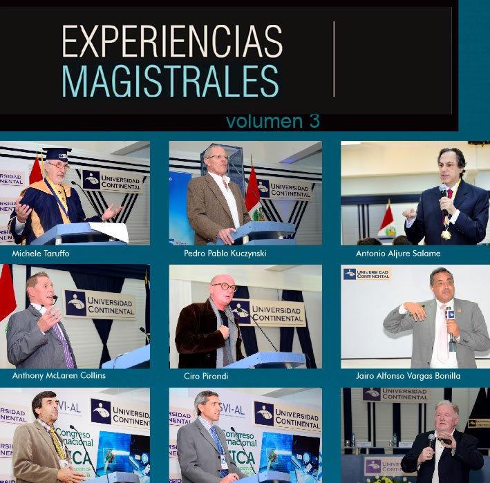 Revista Experiencias Magistrales Vol. 3