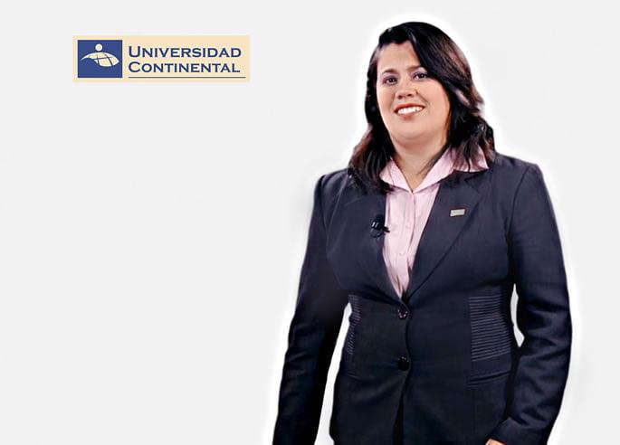 Docente de la Universidad Continental