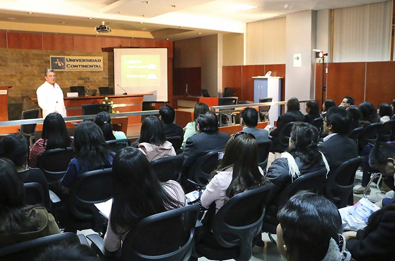 Presentan Segunda Especialización de Odontopediatría en la Universidad Continental