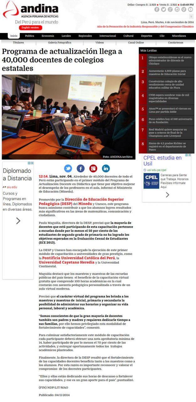 eb827b7ddb129 Medios digitales archivos - Página 34 de 40 - Universidad Continental