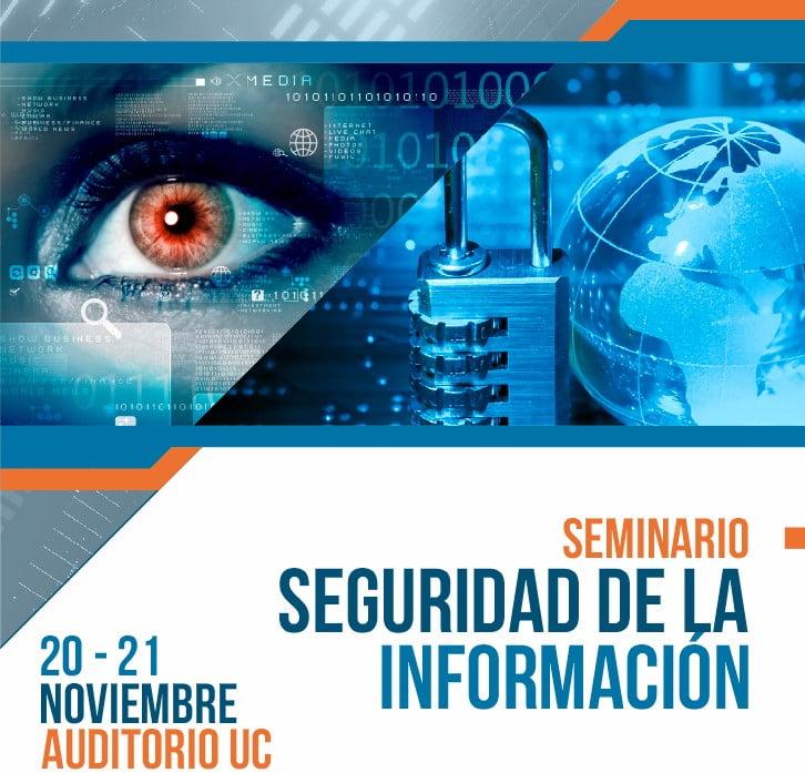 seminario de seguridad de la informacion