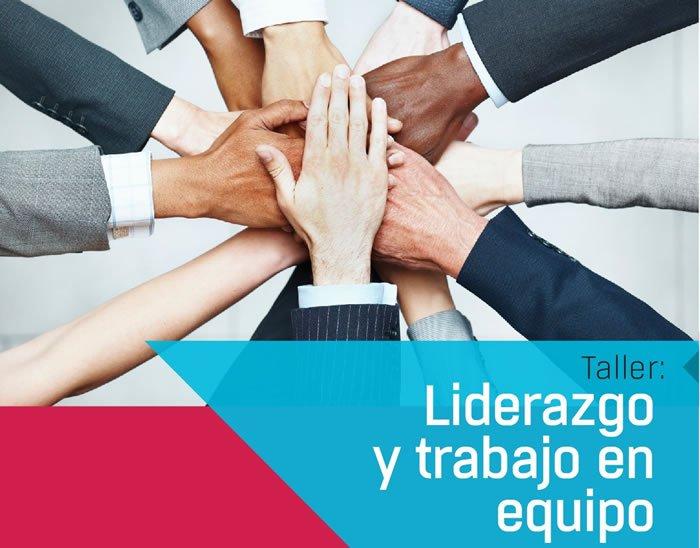 taller de liderazgo y trabajo en equipo