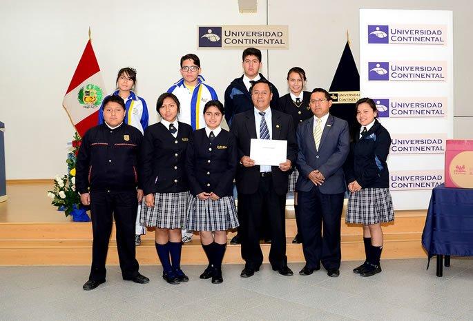 Colegio San Juan Bosco gana concurso de cortometrajes