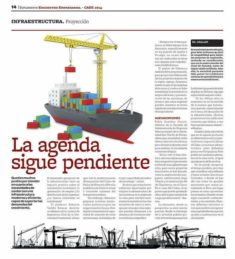 Encuentro empresarial CADE.indd