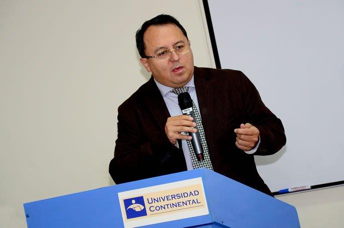 Empresario Miguel Traverso comparte su experiencia