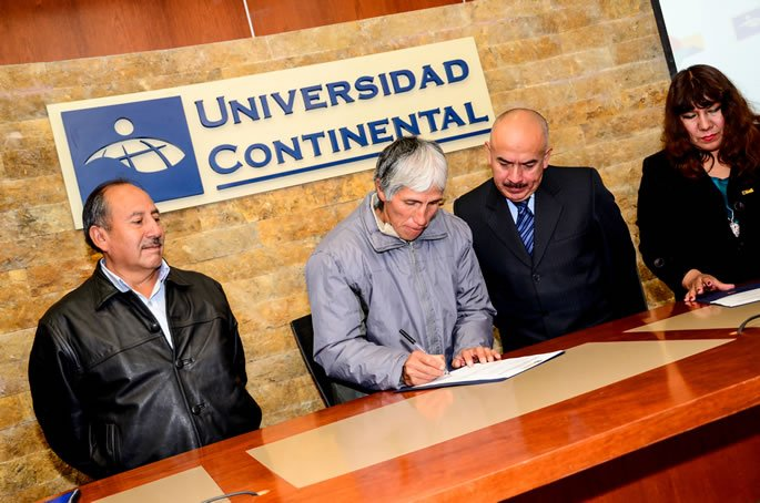 Firma del Proyecto Cochas Chico