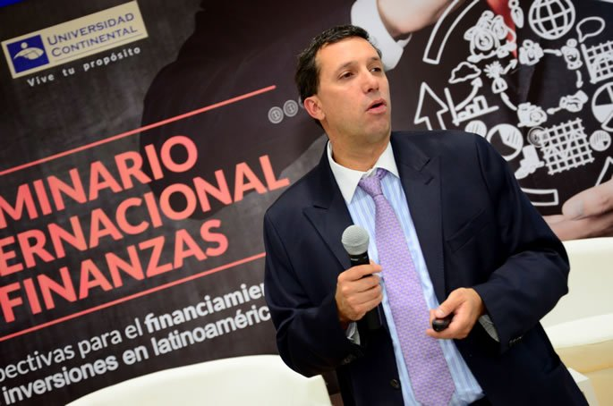 II Seminario de Finanzas - Roberto Darrigrandi U.