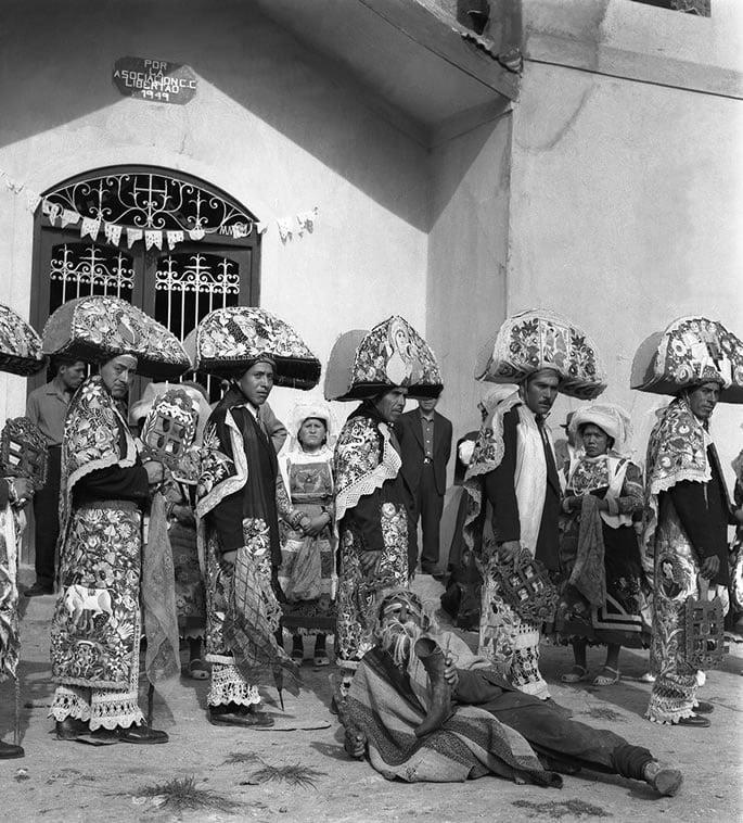 16 Pastores de Laria.Huancayo 1961