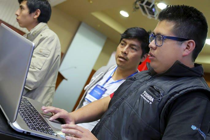 Conferencia Toshiba