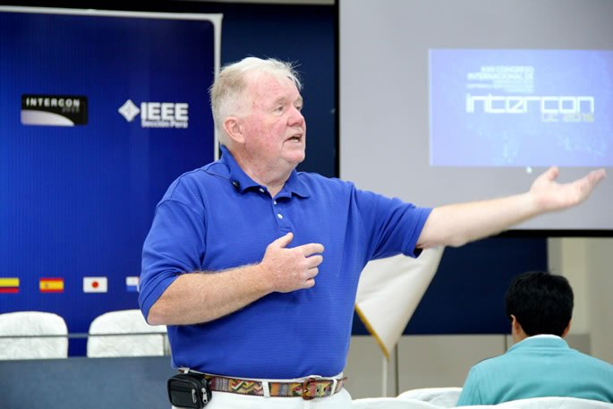 Conferencia tecnica - Rob Reulli - IEEE Education Society 11