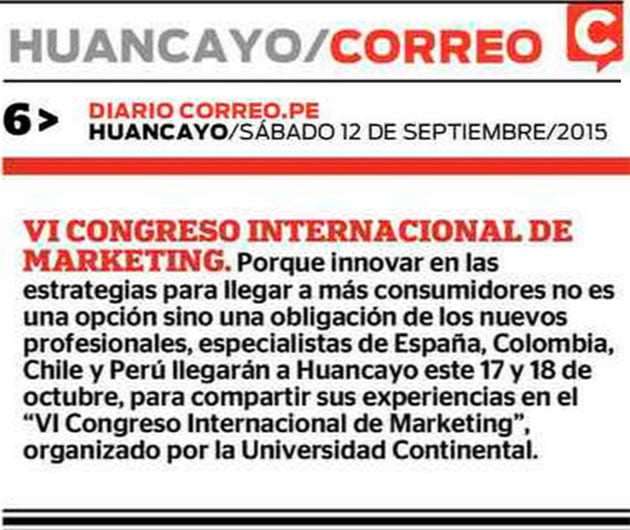 12 SET- CORREO HYO - CONGRESO DE MARKETING