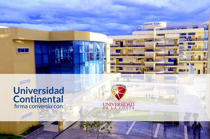 Firma convenio - Universidad de la Costa