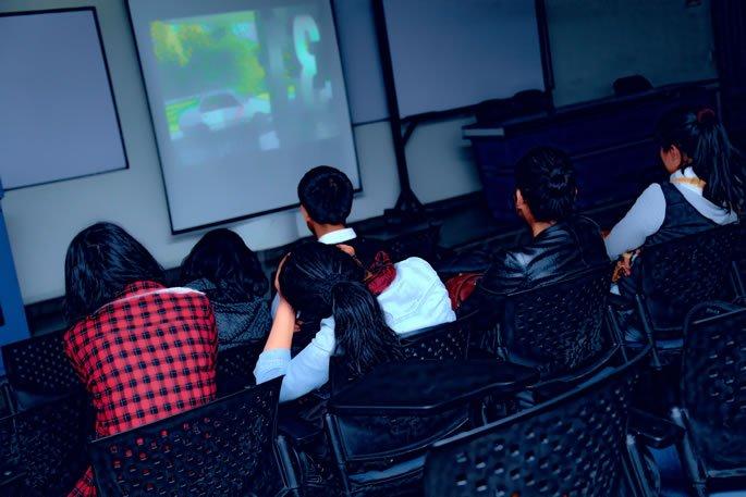 Centro cultural - Cine Foro