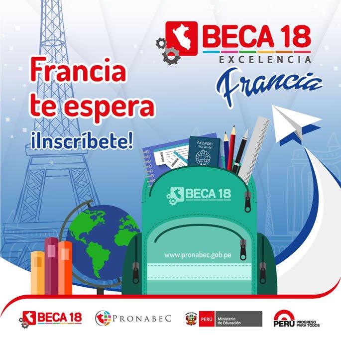 beca francia