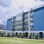 Nuestro edificio principal, centro del desarrollo del potencial de nuestros estudiantes.