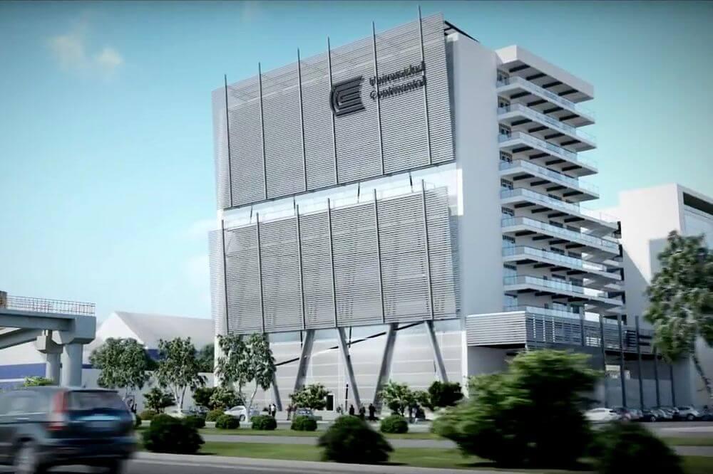 Nuestra sede UC en Los Olivos en la ciudad de Lima, diseñada y equipada modernamente en cada una de sus carreras.