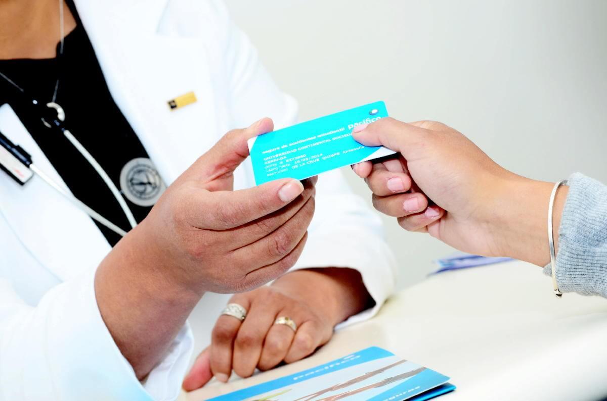 Centro asistencial de salud de la Universidad Continental, tu bienestar es primordial.