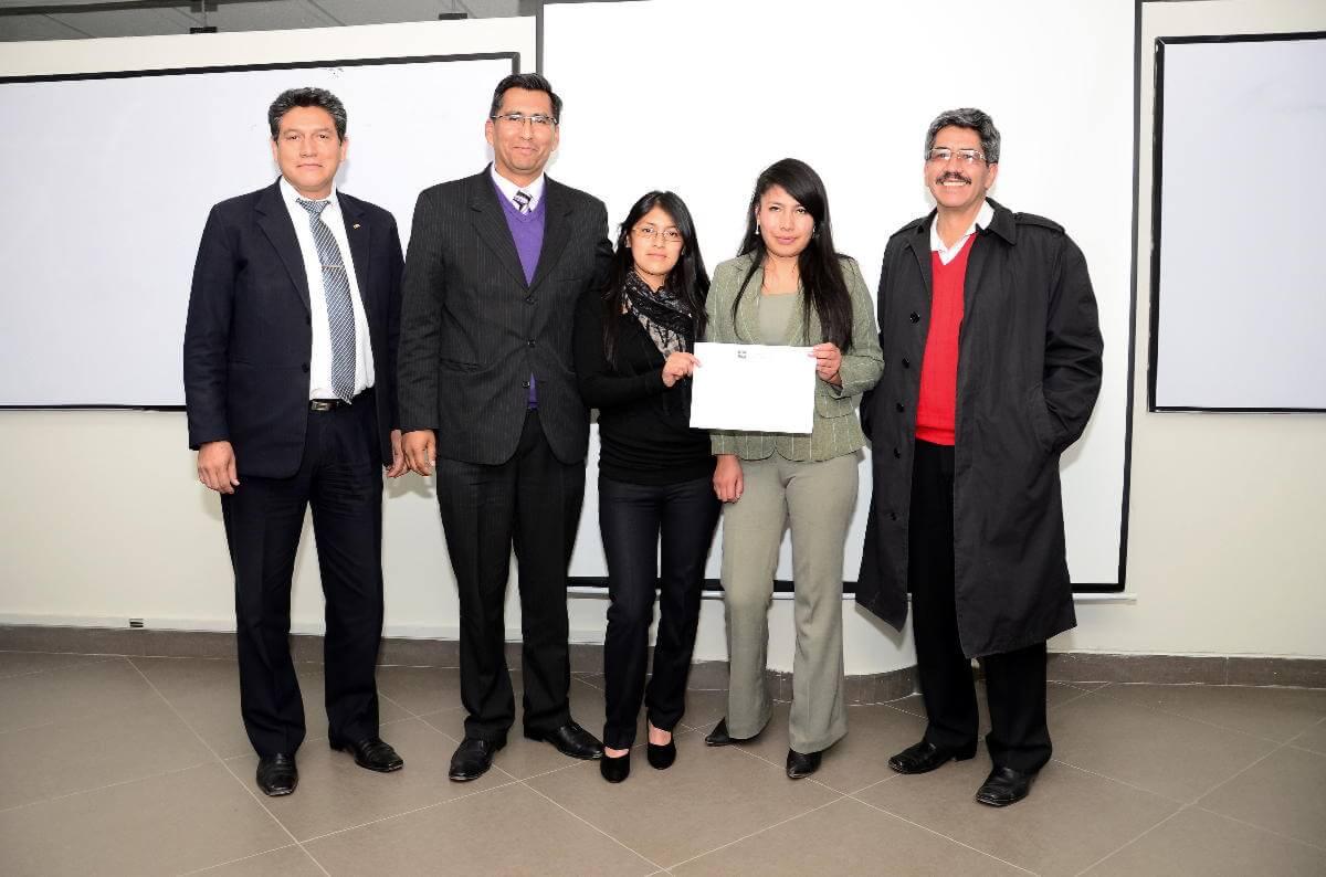 Concurso sobre investigación de mercados 3er Puesto