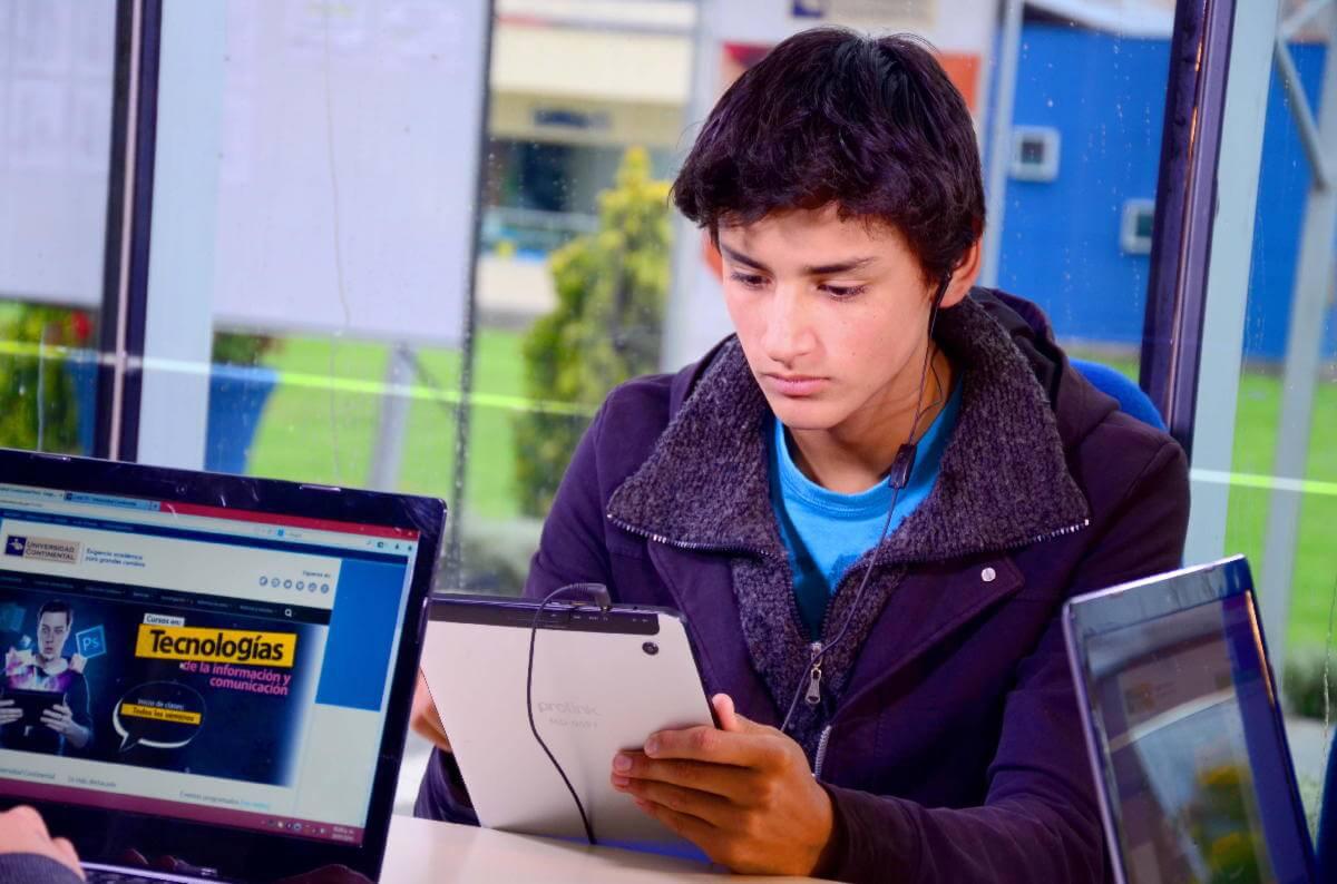 Descubre los beneficios que la modalidad Virtual de Universidad Continental tiene para ti.
