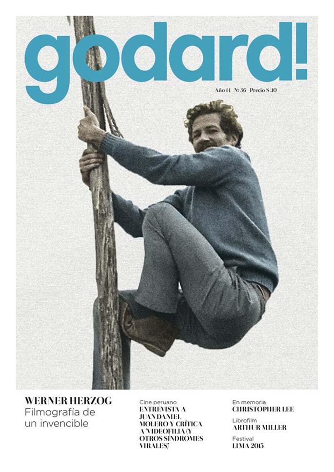 Godard! Revista de cine