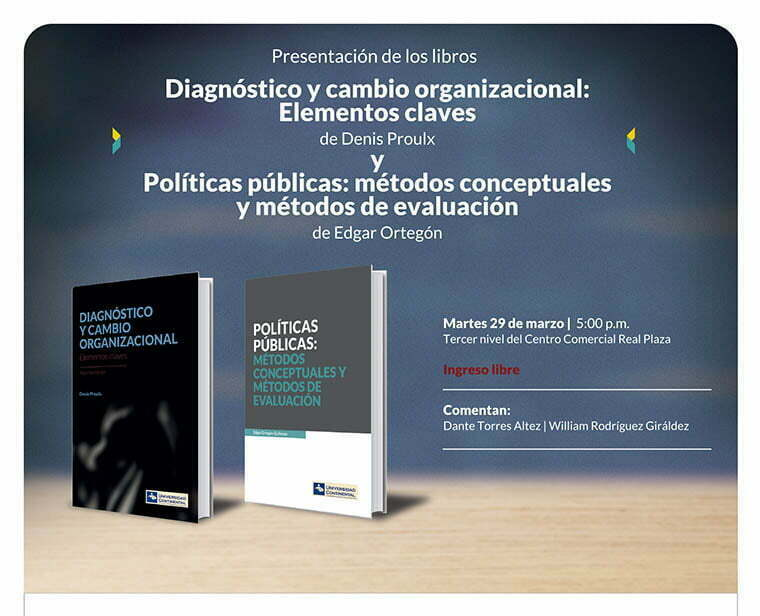 POST - Libros Diagnostico y Politicas Publicas