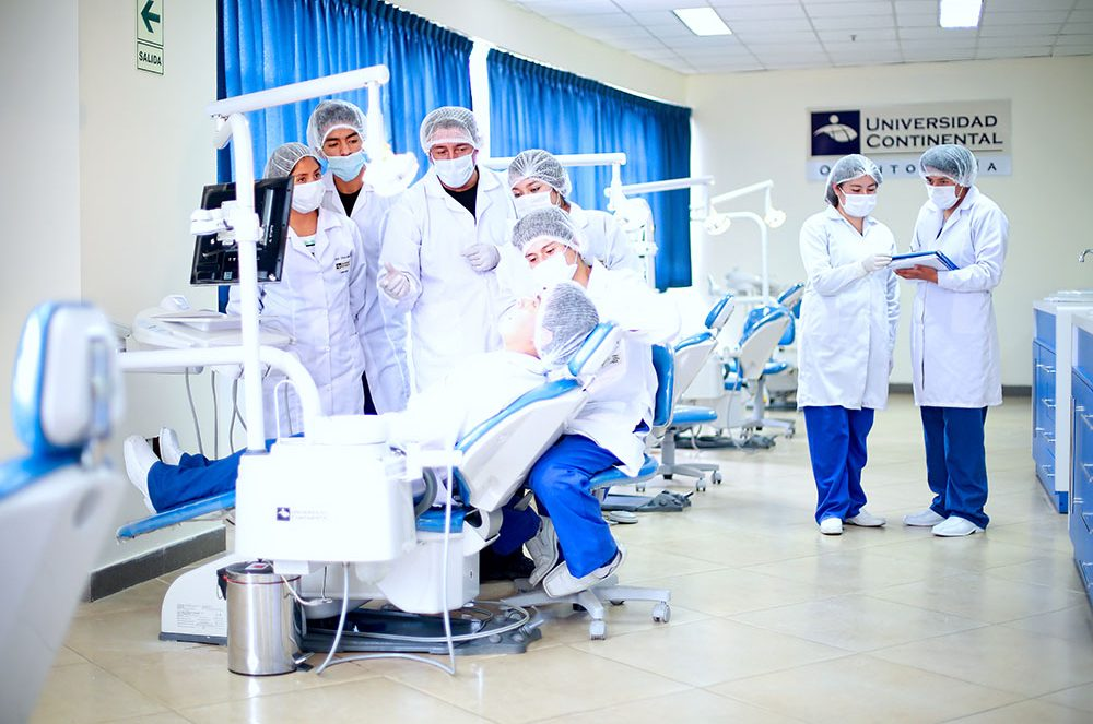 Laboratorio Odontología - Clínica Odontológica