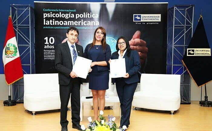 Egresados de Psicología becados para cursar diplomatura internacional