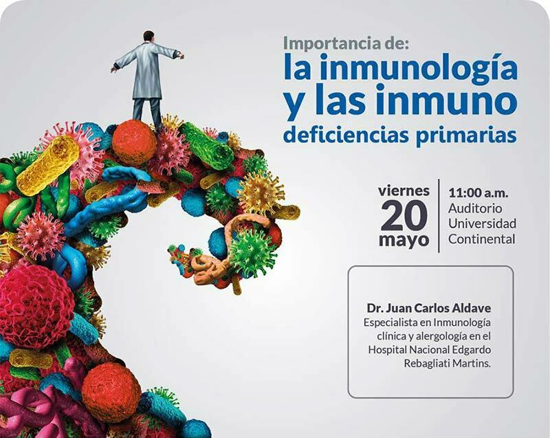 Importancia de la inmunología y las inmunodeficiencias primarias