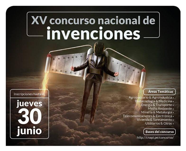 concurso de invenciones