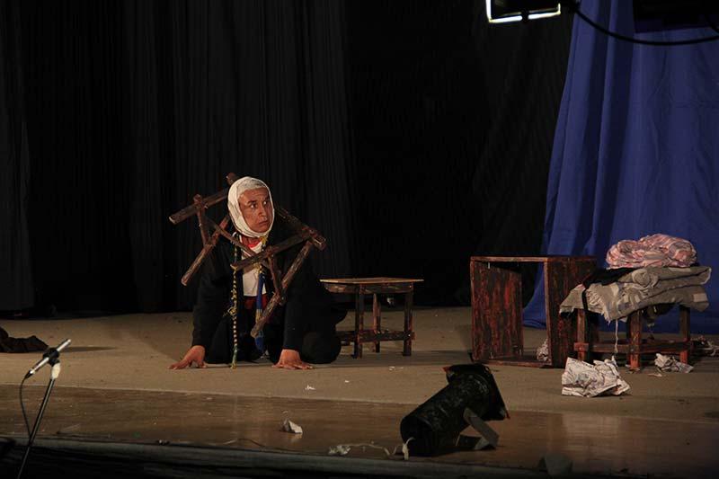 Huancayo disfruto obra teatral Zoelia y gronelio