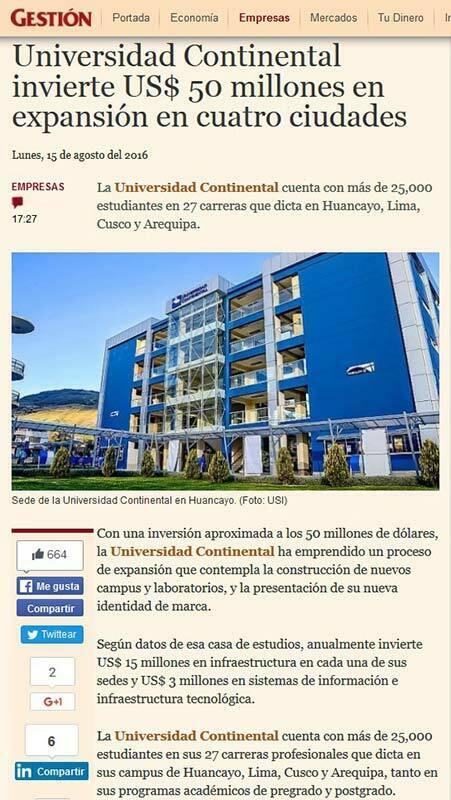 universidad-continental-invierte-50-Millones-en-expansion-en-cuatro-ciudades-gestion