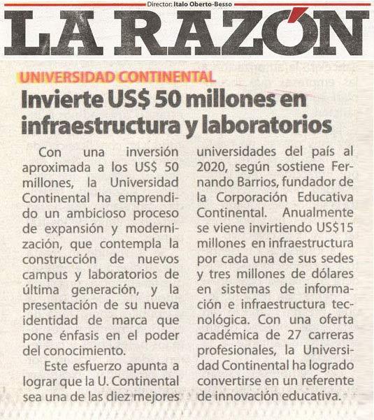 universidad-continental-invierte-50-millones-de-dolares-en-moderna-infraestructura-y-laboratorios-razon