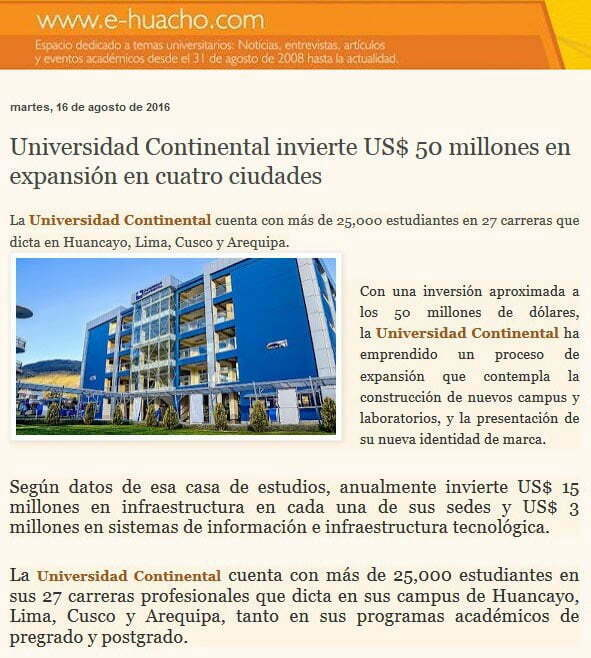 universidad-continental-invierte-50-millones-en-expansion-en-cuatro-ciudades-e-huacho