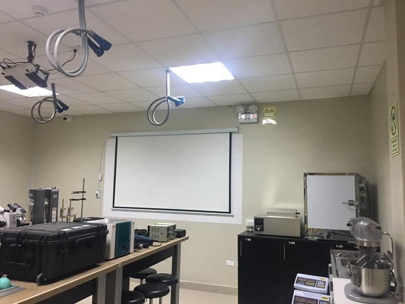 Laboratorio Multiproposito especialidad
