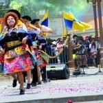 Como parte de nuestra cultura, realizamos distintas actividades donde involucramos a nuestra ciudad.