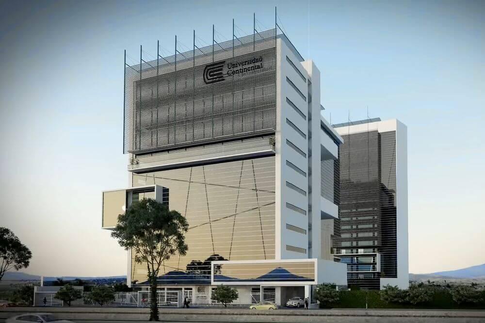 Sede de la UC en la ciudad de Arequipa, constituida para la formación de nuevos y prometedores estudiantes - 2017