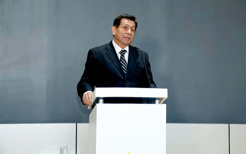 Fernando Barrios Ipenza, presidente ejecutivo de la Corporación Educativa Continental