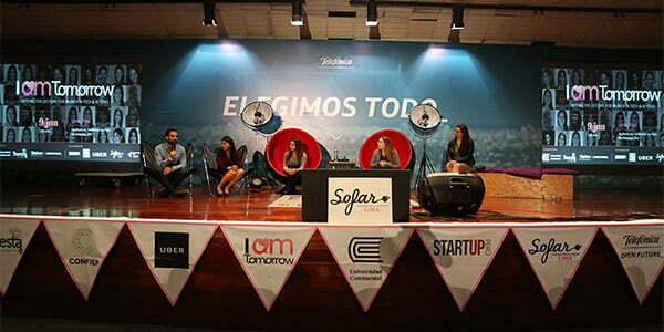 """Universidad Continental presente en """"I am Tomorrow"""", evento internacional sobre empoderamiento femenino"""