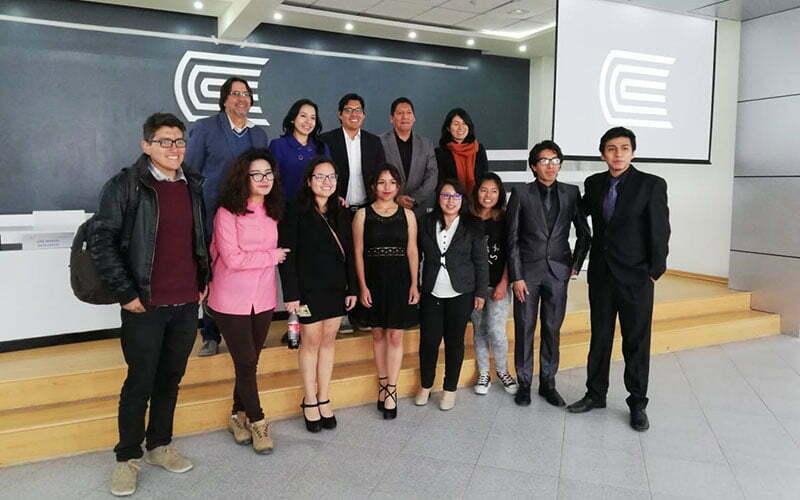 Más de 300 estudiantes participaron de la VIII Semana Arquitectónica de la Universidad Continental