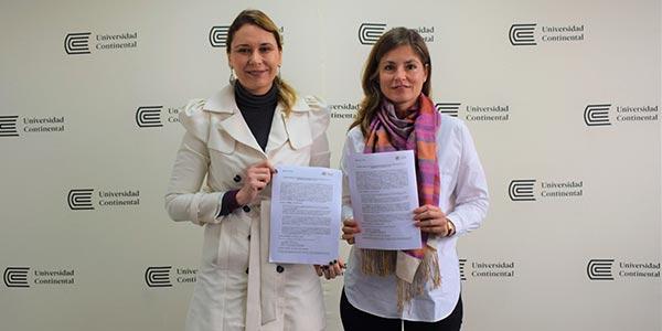 Universidad Continental y Ruta Tec se unen para formar docentes tecnológicos