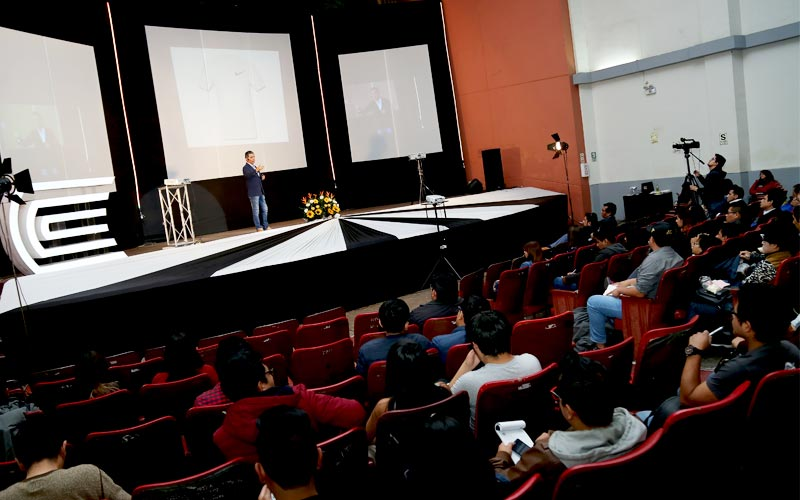 U. Continental realiza IX Congreso Internacional de Marketing que reúne a referentes del marketing en Latinoamérica
