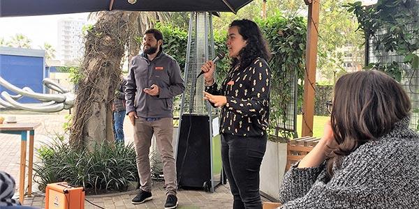 Universidad Continental destaca proyectos sostenibles en encuentro organizada por Sistema B