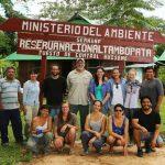 Shiwi se dedica al comercio de productos de áreas protegidas y busca vincular a los productores en el campo con la gente de la ciudad.