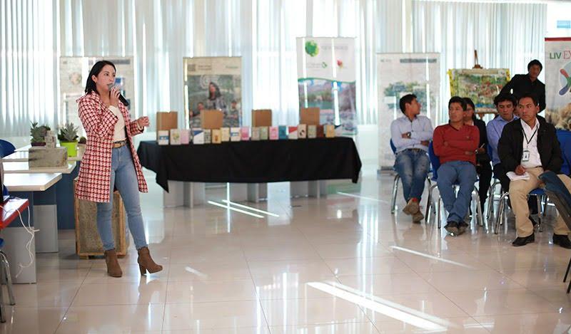 Universidad Continental organizó primer Eco emprende Junín
