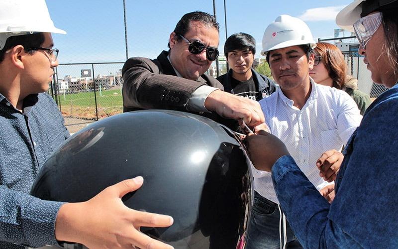 Space 19: Estudiantes de la Universidad Continental de Arequipa desarrollan proyecto de investigación espacial