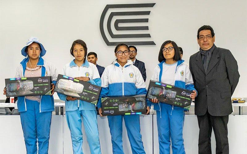 Concurso Interescolar de Robótica UC