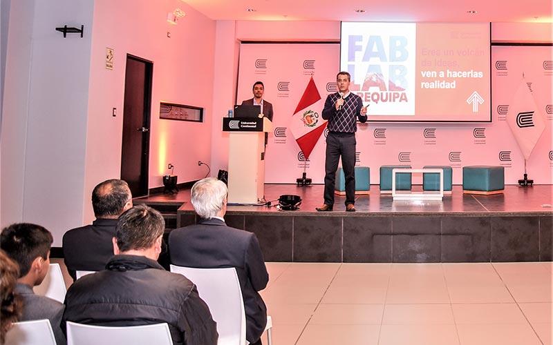 Arequipa: Primer Fab Lab UC será de acceso abierto a la comunidad